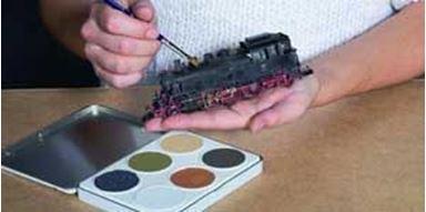 NOCH 61167 — Патина для моделей (6 цветов), 1:35–1:500