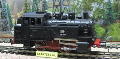 PIKO 50500 — Паровоз BR 80 (2-осный), H0, III, DB