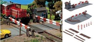 FALLER 120173 — Железнодорожный переезд, 1:87