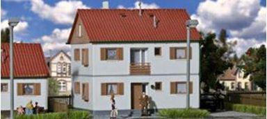 KIBRI 38723 — Двухэтажный дом, H0