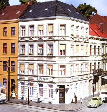 AUHAGEN 11398 — Здание «Schmidtstraße 25» угловое, 1;87