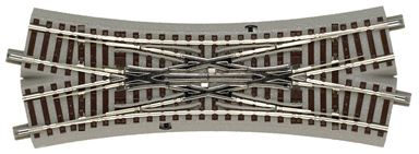 ROCO 61164 — Двойная перекрестная стрелка, H0, geoLINE