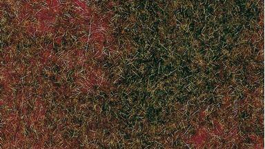 AUHAGEN 75115 — Коврик «Вереск» (лист 500×350мм ≈0,175 м²), 1:35–1:120