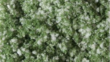 AUHAGEN 76933 — Луг с белыми цветами (лист 95×150мм ≈ 0,0143 м²), 1:18–1:220