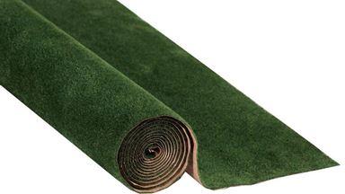 NOCH 00230 — Трава темно-зеленая ~2,5мм (1200×600мм≈0,72м²), 1:35—1:250, Сделано в Германии