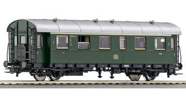 ROCO 44212 — Пассажирский вагон «Donnerbüchse» 1 кл., H0, III, DB