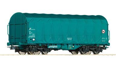 ROCO 76445 — Платформа крытая брезентом, H0, V-VI, FS