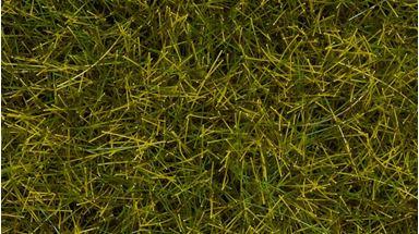 NOCH 07095 — Трава луговая зелёная (флок ~12мм, ~80 г), 1:35—1:100