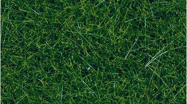 NOCH 07099 — Трава темно-зелёная (флок ~12мм, ~80 г), 1:35–1:100
