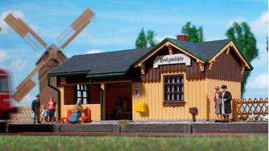AUHAGEN 11357 — Станция «Holzmühle», 1:87