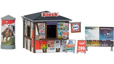 BUSCH 1494 — Киоск «Kiosk», 1:87