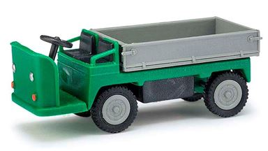 BUSCH 210009301 — Электрокар Balkancar® (зелёный), 1:87, IV