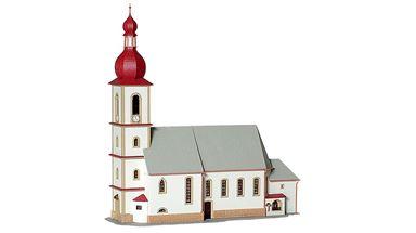 KIBRI 39770 — Церковь святого Себастьяна, 1:87