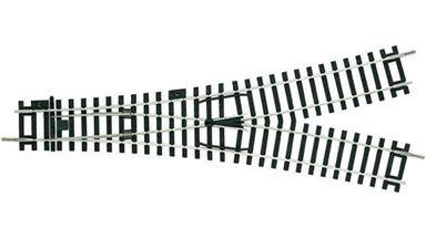 PIKO 55226 — Стрелка симметричная WY 239,07мм 30°