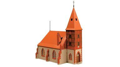 AUHAGEN 11405 — Католический собор (кирха), 1:87, 1889