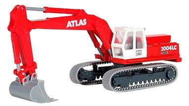 KIBRI 11250 — Экскаватор гусеничный «ATLAS» 2004 LC, H0, VI
