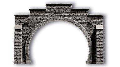 NOCH 58052 — Двухпутный туннельный портал, H0