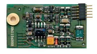 ROCO 61196 — Декодер для электромагнитного привода стрелки 61195, H0 geoLINE.