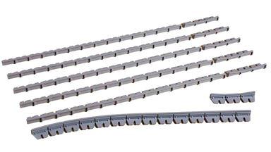 AUHAGEN 41201 — Окантовка для создания платформ, перронов, пандусов, 1:87