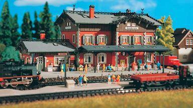 VOLLMER 43505 — Вокзал «WALDBRONN», 1:87