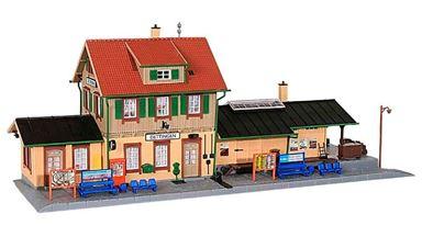 KIBRI 39507 — Станция «Dettingen», H0