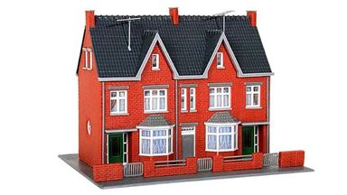 KIBRI 38323 — Жилой дом «Bussardstrasse», 1:87