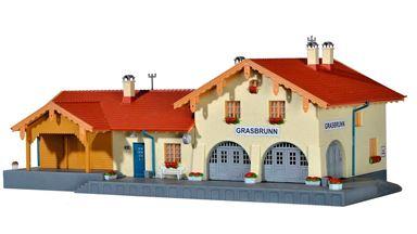 KIBRI 39388 — Станция «Grasbrunn», 1:87