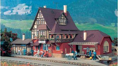 VOLLMER 43512 — Вокзал «Wildbach», 1:87