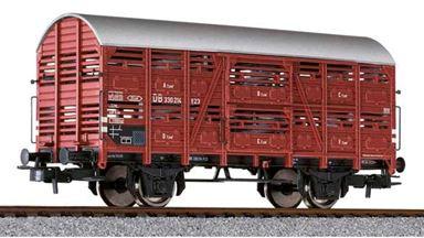 LILIPUT 235102 — Вагон для перевозки скота 2-осный V 23, H0, III, DB