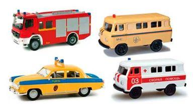 Изображение для категории Служебный транспорт