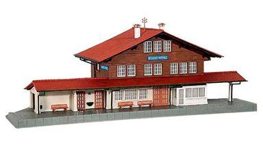 KIBRI 39508 — Станция «Blausee Mitholz», 1:87