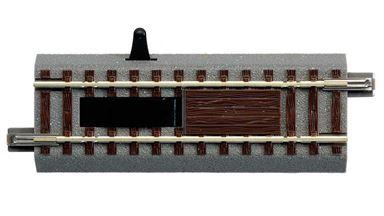 ROCO 61118 — Рельс-расцепитель электрический, H0, geoLINE