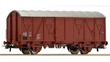 ROCO 56069 — Товарный вагон Gs, H0, DR, IV