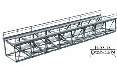 HACK-BRUCKEN К32 — Мост (320 x 70 x 55мм), 1:87