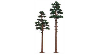 BUSCH 6144 — Сосны (2 дерева) ~175 и 210мм, 1:32–1:100