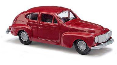 BUSCH 89109 — Автомобиль седан Volvo® 544 (бордовый), 1:87, 1947—1965