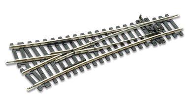 PECO ST-240 — Стрелка прямая правая R=438мм 22,5° (2,5мм), H0