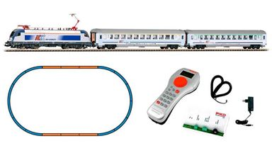 PIKO 59002 — Цифровой стартовый набор «Taurus», H0, VI, PKP, PIKO SmartControl®