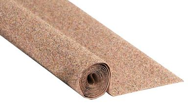NOCH 00090 — «Песок» (рулон 1200×600мм ~0,72 м²), 1:18—1:220, Сделано в Германии