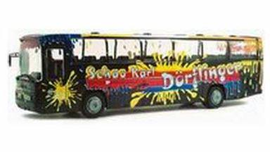 RIETZE 60188 — Автобус Mercedes-Benz® O 303 RHD «Dorflinger», 1:87, Австрия