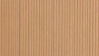 AUHAGEN 52418 — Сайдинг из древесины светло-коричневый (лист 100×200мм), 1:87—1:120