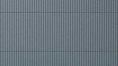 AUHAGEN 52431 — Гофрированное железо серое (пластик ~100×200мм), 1:72—1:120