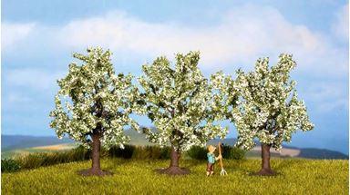 Noch 25111 — Фруктовые деревья в цвету (3 шт., ~80мм), 1:72—1:120