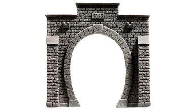 NOCH 58051 — Портал тоннеля однопутный, 1:87