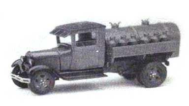 JORDAN 360-239 — Автомобиль с цистерной Ford® Model AA (kit), 1:87, 1929