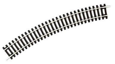 PIKO 55211 — Рельс радиусный на шпальной решётке R1 R=360мм 30°, H0