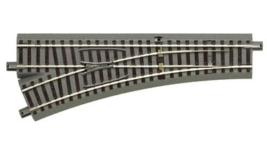 ROCO 61140 — Стрелка прямая левая, H0, geoLine