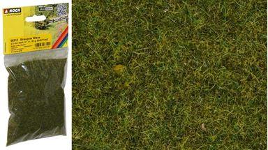 NOCH 08312 — Трава «Луг» (флок ~2,5мм, 20 г), 1:35—1:220, Сделано в ЕС