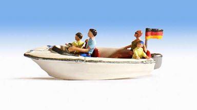 NOCH 16820 — Моторная лодка, 1:87