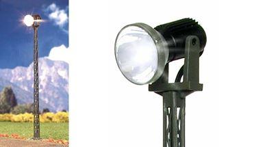 VIESSMANN 6331 — Прожектор одноламповый на решетчатой мачте, 1:87